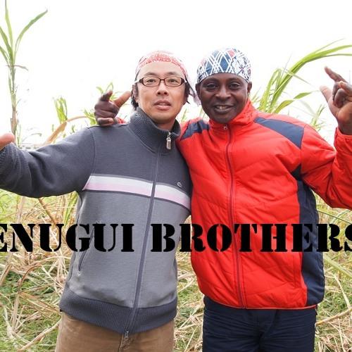 Fulanbari_Short_V by Tenugui Brothers