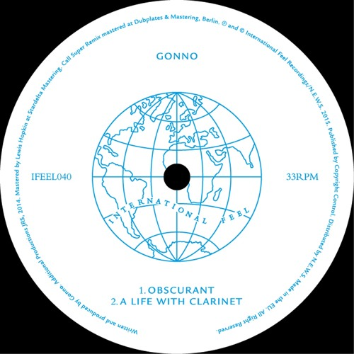 Gonno - Obscurant