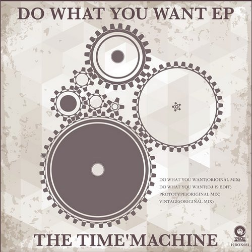 The Time'Machine - Do what you want (Live Perfomace Act KORG ESX-1, EMX-1,R3)