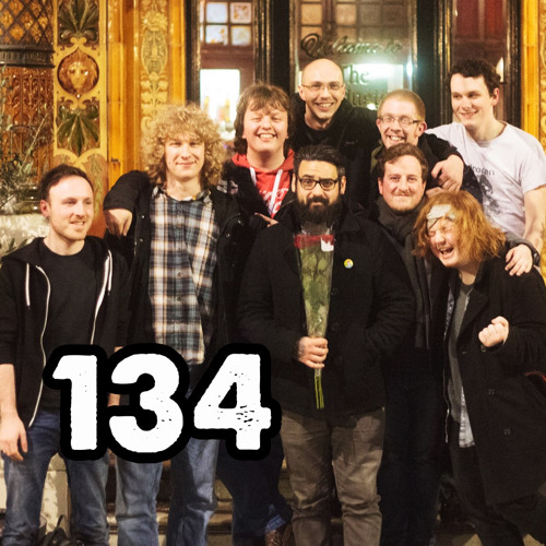 134: Live at the Canal Cafe Theatre
