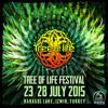 ૐThe-Waૐ StereOrganic - Tree of Life festival entry.