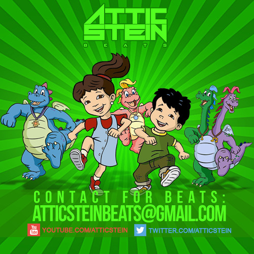 DRAGON TALES THEME SONG REMIX [PROD  BY ATTIC STEIN] by