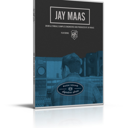 Jay Maas Signature Series Drum Samples by Room Sound | Free