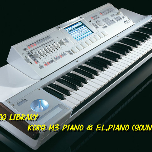 korg m3 pianos demo by music sound box free listening on soundcloud. Black Bedroom Furniture Sets. Home Design Ideas