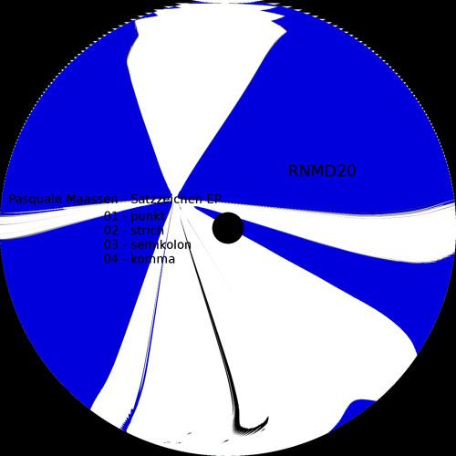 [RNMD20] Pasquale Maassen - Strich