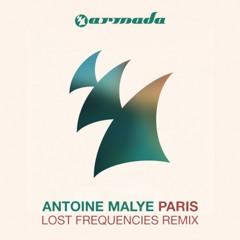 Antoine Malye - Paris (Lost Frequencies Remix)