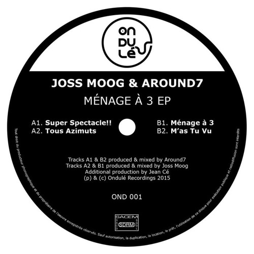 Download Joss Moog - Tous Azimuts