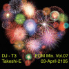 DJ T3 EDM Mix Vol 07 320kbps