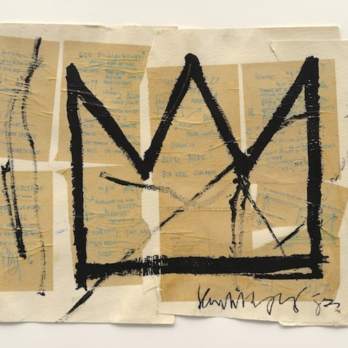 """Live At Brooklyn Museum for Basquiat """"Unknown Notebooks"""" Opening 4/2/15"""