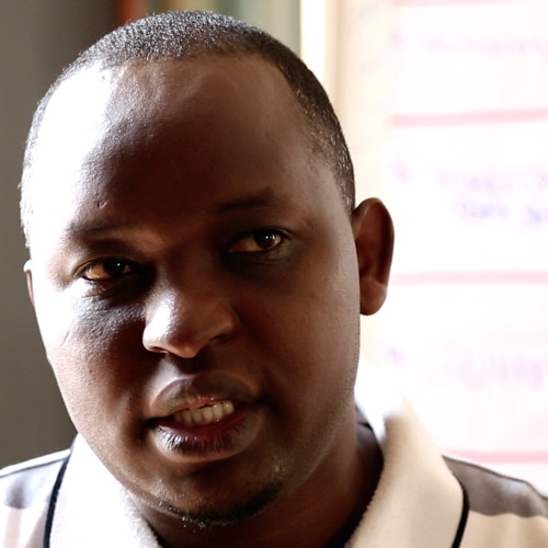 Interview with Aegis education officer Nepo Ndahimana