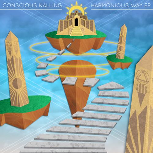 Conscious Kalling & Lydian Gray - Harmonious Way [PREMIERE]