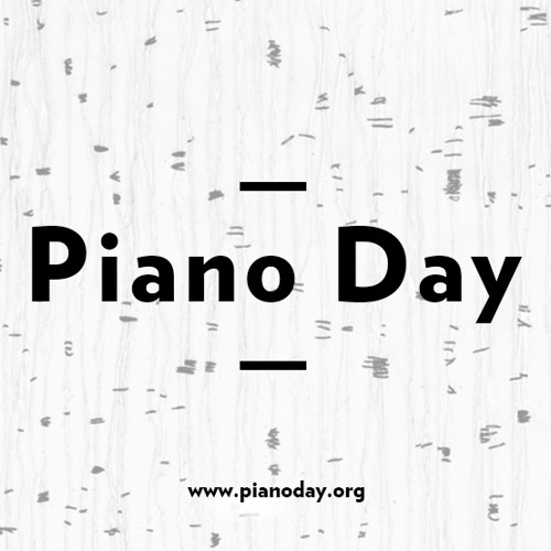 Piano Day 2015 Playlist
