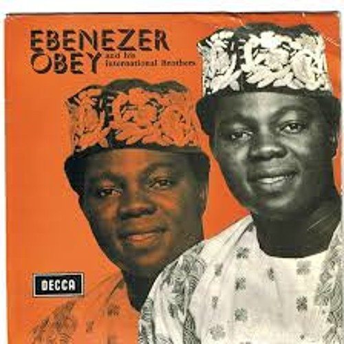 Ebenezer Obey - Happy Birthday (Edit #2) Dj Vince Gbenga