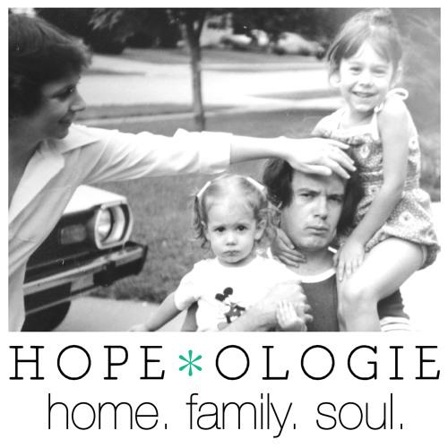 Hope*ologie Podcast April 2015 - The Under-Appreciated Art of Celebrating