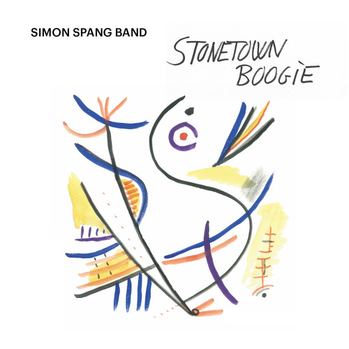"Simon Spang Band ""Rainbow Spirit"""