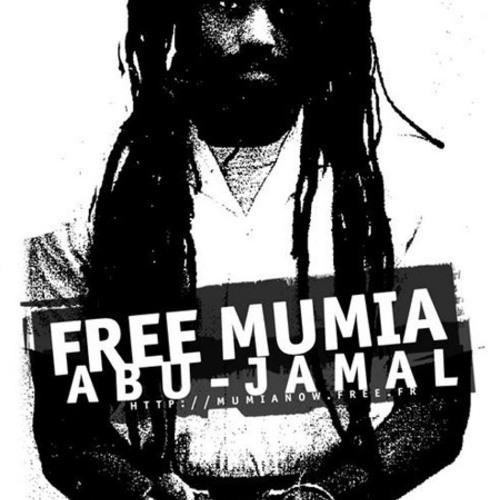 la liberté pour Mumia Abu- Jamal