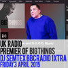 BBC Radio 1Xtra's DJ Semtex  Premiers OD Hunte's Big Things Friday 3 April 2015