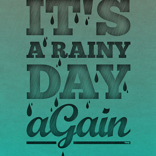 Ice M'C - Its a Rainy Day - 2015 - Radio Mix (F.Veloso)