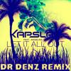 Kap Slap - Let it all out [Dr Denz Tropical Remix]