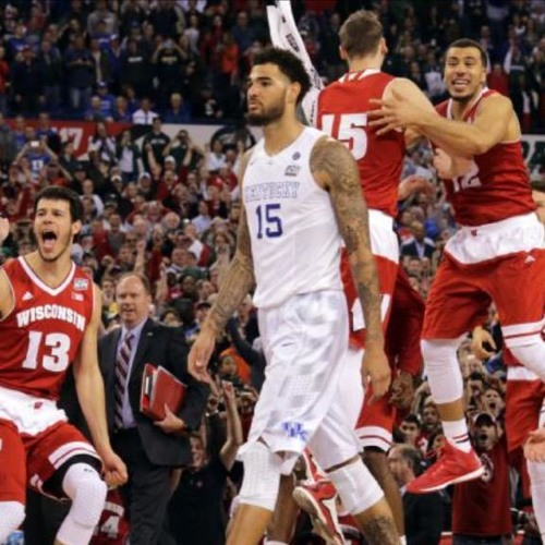 14 Seconds from Indy: The Moment Wisconsin Beat Kentucky