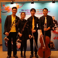 Medley of 5 Chinese oldies - 上海滩、夜上海、玫瑰玫瑰我爱你、不了情、夜来香 (20/02/2015)