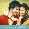 Samjhawan (Humpty Sharma Ki Dulhania) - Dj Amy N Dj Sidd & Dj Momento Demo