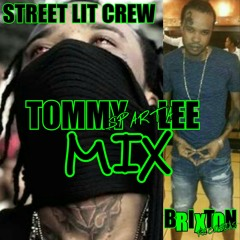 Tommy Lee Sparta Mix Vol.1 By Dj Brixton