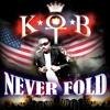 Never Fold (The War Anthem) Amen Re Available Now! (www.thekingofbaris.blogspot.com)