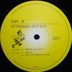 Mr. G - Hear Me Out (2000)