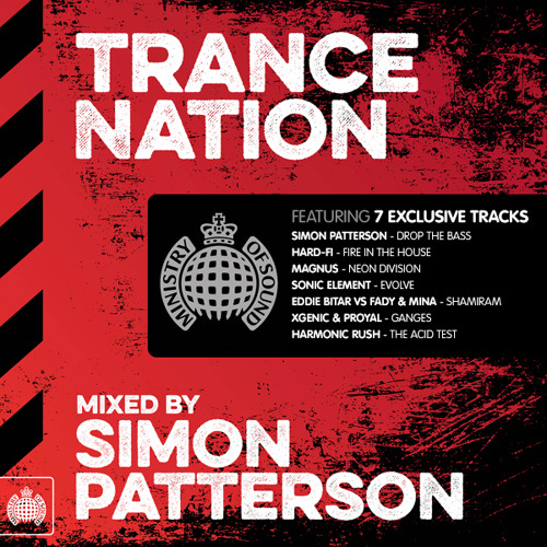 Neon Division (Trance Nation Simon Patterson Edit)