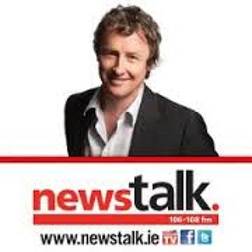Newstalk Interview - Tom Dunne interviews Veronica Walsh about meetup.com and making new friends...