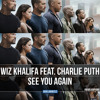 Wiz Khalifa feat. Charlie Puth - See You Again (Piano Cover)