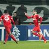 FC Twente - PEC Zwolle: Doelpunt Mokhtar (1-1)