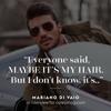 Mariano Di Vaio in Interview for CALEO Magazine Part #03
