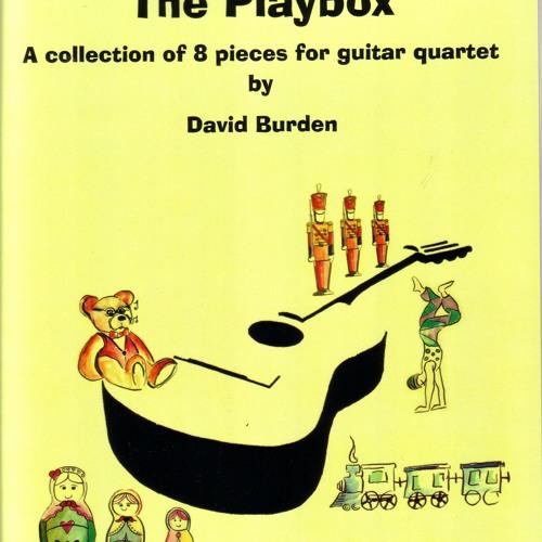 David Burden The Train