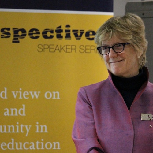 ACU Perspectives #7 - Professor Dame Sally Davies