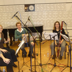 LIVE: Radio 3 Interview And Performance (Barber Summer Music and Tzvi Avni Quintet)