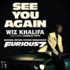 Download See You Again - Wiz Khalifa feat. Charlie Puth mp3