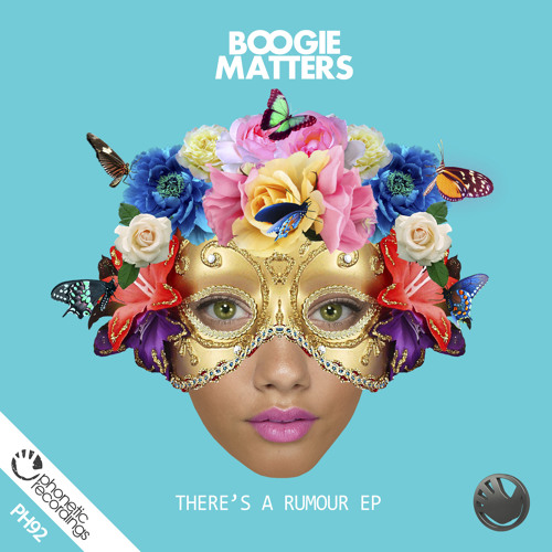 There's A Rumour feat. Chantelle Rowe OUT NOW(Phonetic Recordings)