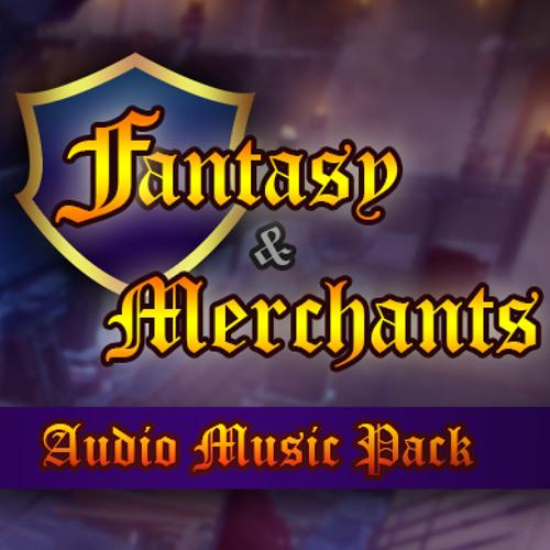 Fantasy & Merchants Audio Music Pack