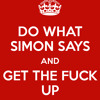 Simon Says Get The F** Up (Triple R remix)