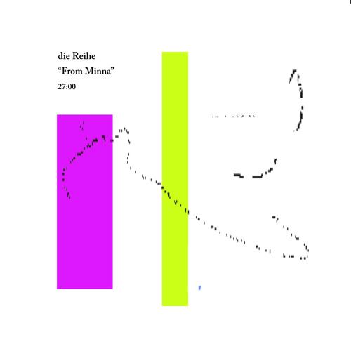 """Die Reihe """"From Minna"""" excerpt"""