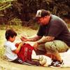 Juan Pablo Rodríguez, un tatuador y una conmovedora historia con un niño de la calle