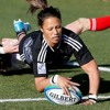 Carla Hohepa catching up with allblacks.com from camp