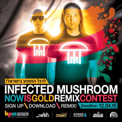 Infected Mushroom - Now Is Gold - Aesis Alien Rmx (FREE DOWNLOAD)