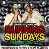 DFU BURNING SUNDAYS REGGAE LAU