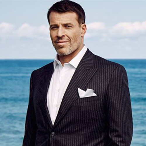 Tony Robbins - 5 Ways To Master Your Money And Impact Millions Of Lives