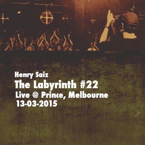 Henry Saiz´s THE LABYRINTH