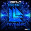 Jordy Dazz Disco Nights Album Cover