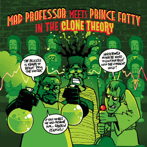 Mad Professor meets Prince Fatty in The Clone Theory (Minimix)